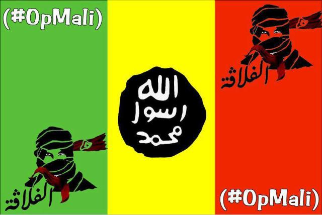 #OpMali