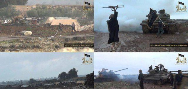 Botín Jabhat al Nusrah 1