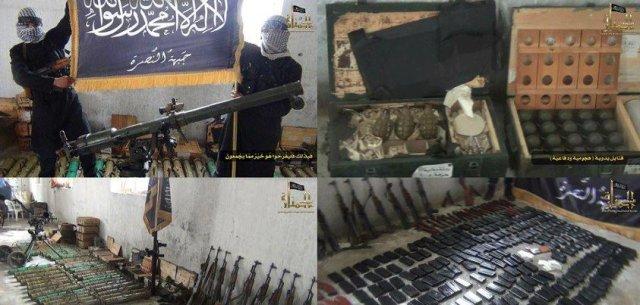 Botín Jabhat al Nusrah 2