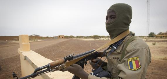 Mali Chad 5