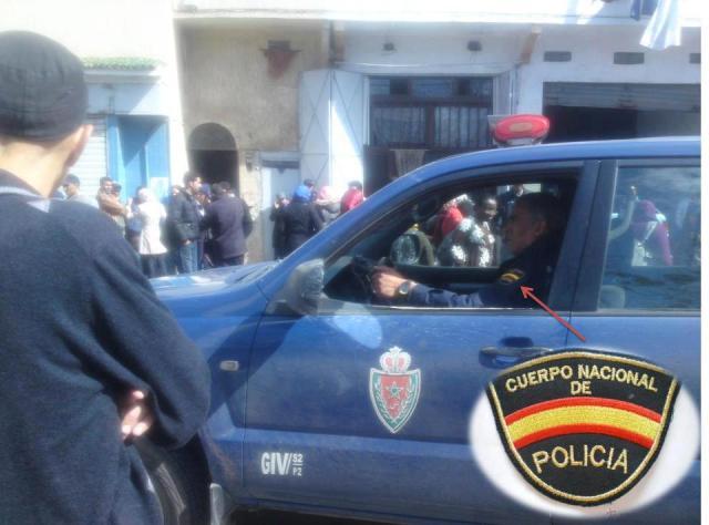 Policia española 2
