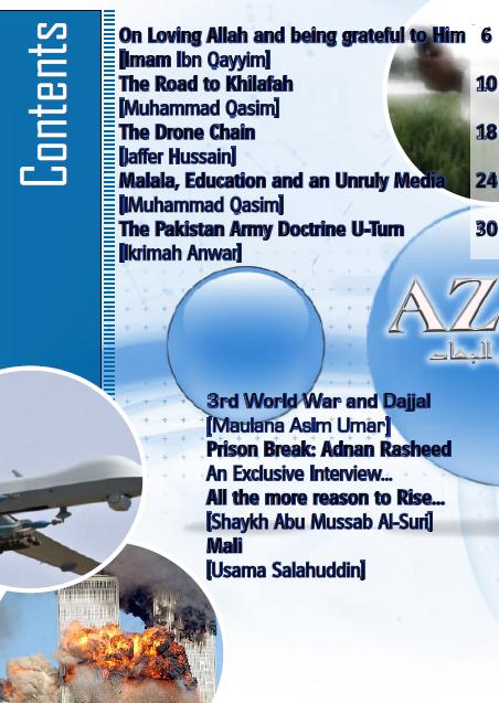 Azan magazine 3