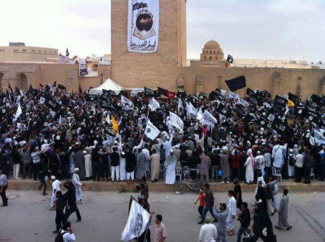 Túnez 8 más fácil ir Siria que Karouan
