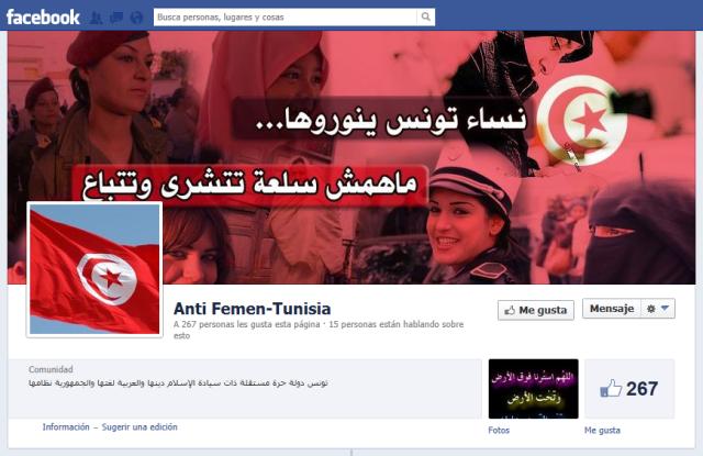 Anti FEMEN 11