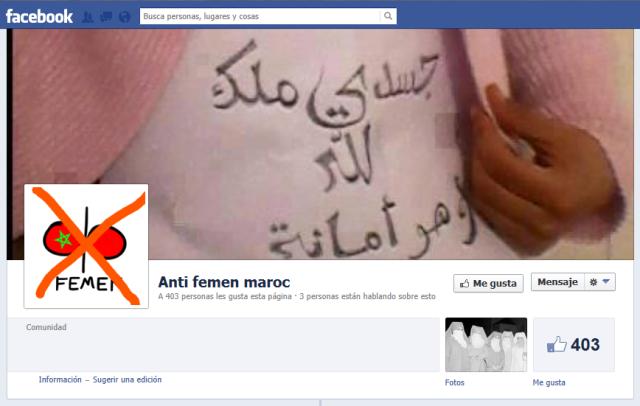 Anti FEMEN 5