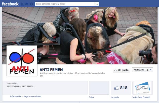 Anti FEMEN 7