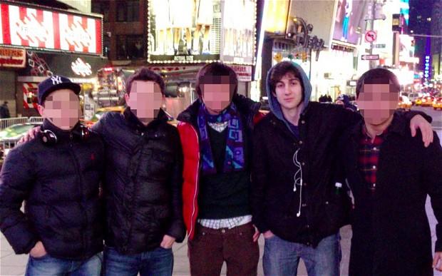 Dzhokhar Times-Square