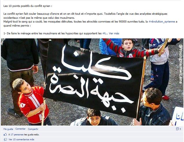 Siria puntos positivos conflicto 2