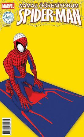 Spiderman muslim