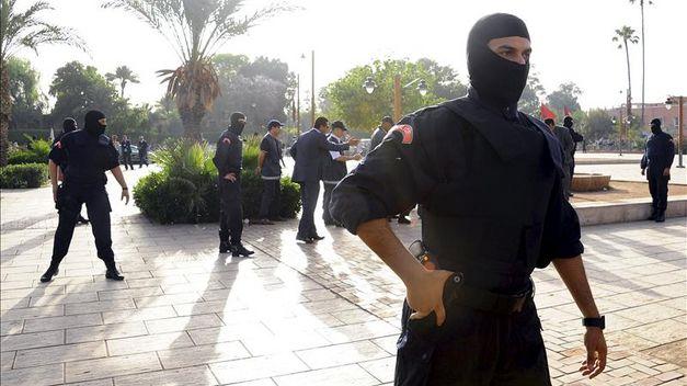 Detenciones Marruecos 1