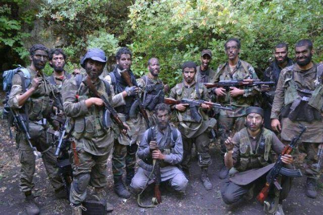 Muyahidines marroquíes en Siria 16-08-13