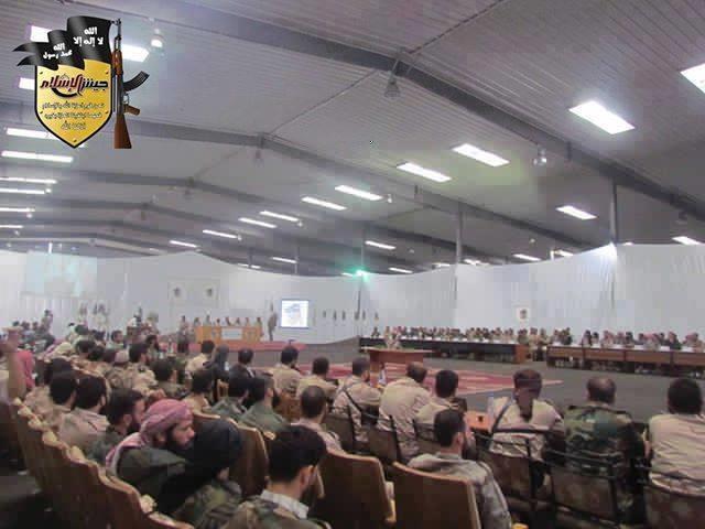 Ejército del Islam Siria 1