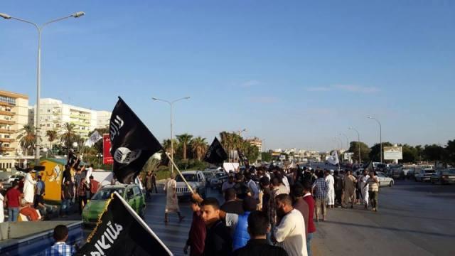 Califato Libia 4