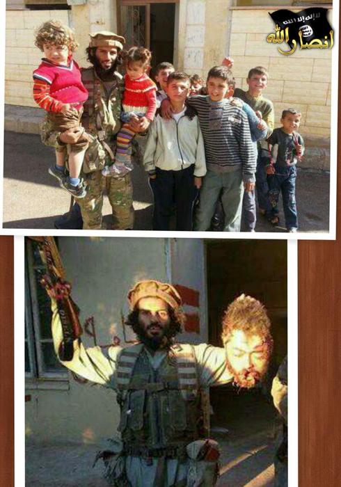 Muyahidin Siria 21-10-13