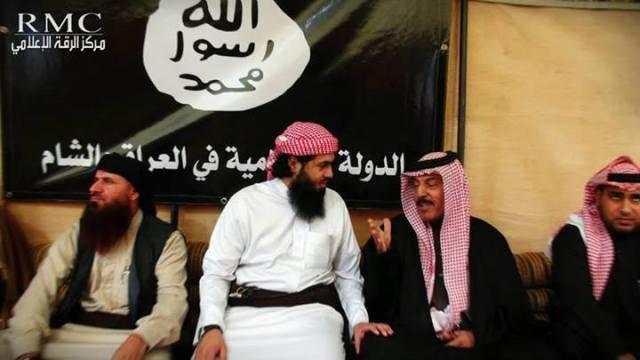Irak 14 tribus juran lealtad a ISIS (2)