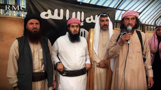 Irak 14 tribus juran lealtad a ISIS (3)