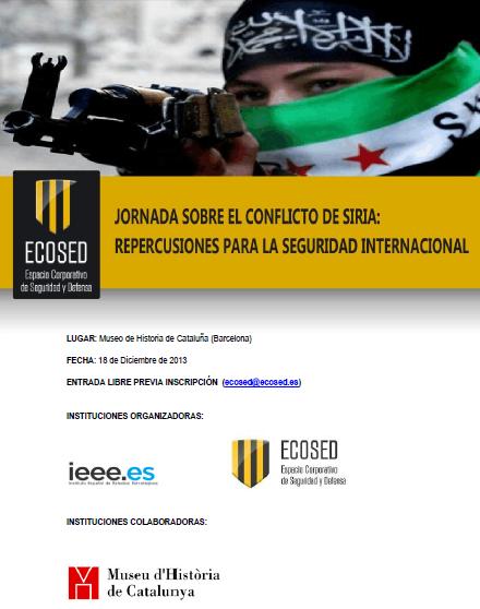 Jornada ECOSED Barcelona