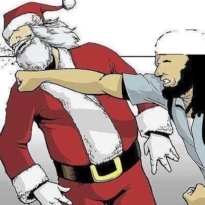 Pobre Santa Claus