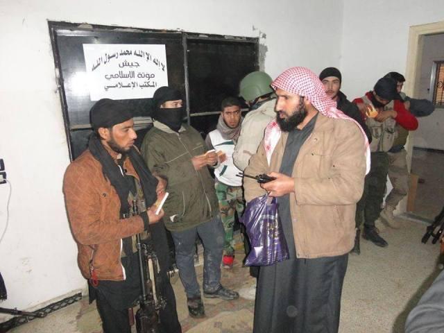 ISIS 17-01-14 (6) Shari'i de Jaish Mu'tah