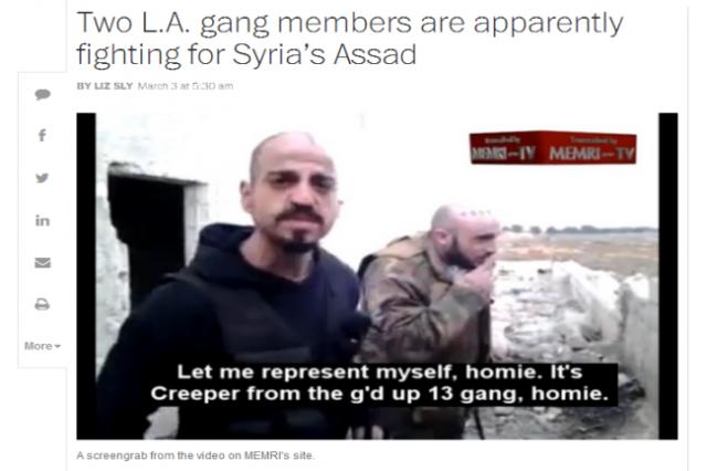 Pandilleros en Siria 5