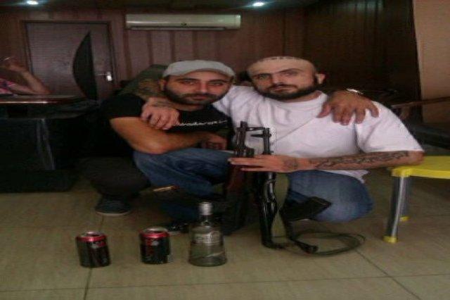 Pandilleros en Siria 6