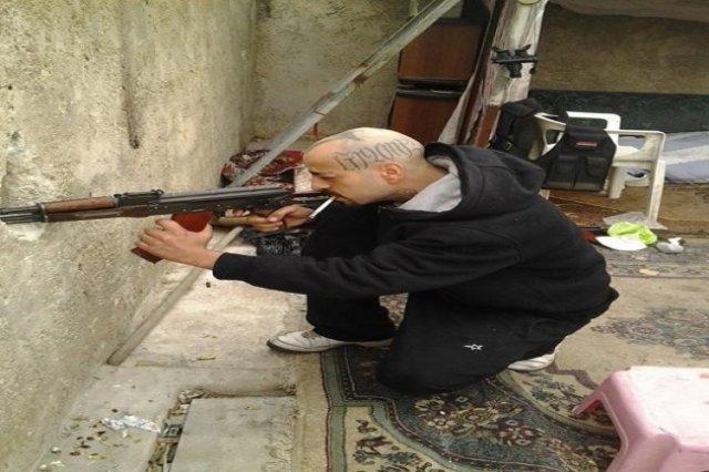 Pandilleros en Siria 7