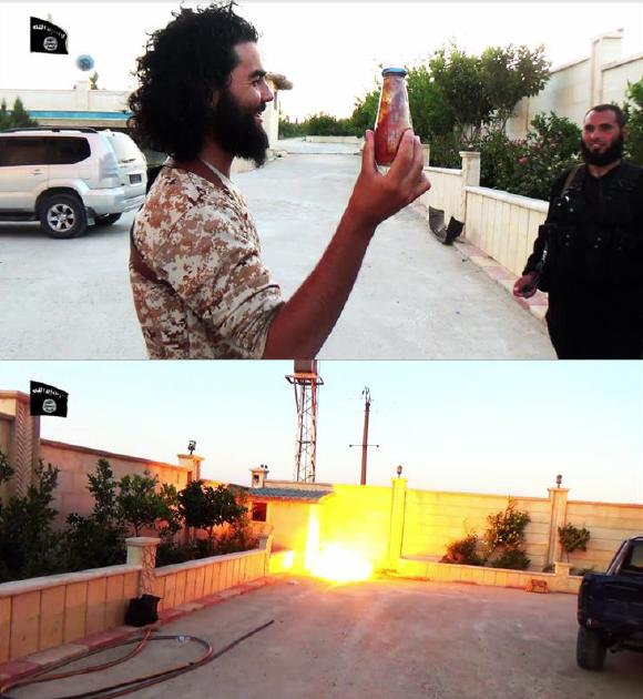 Abu Osama al Maghribi 3