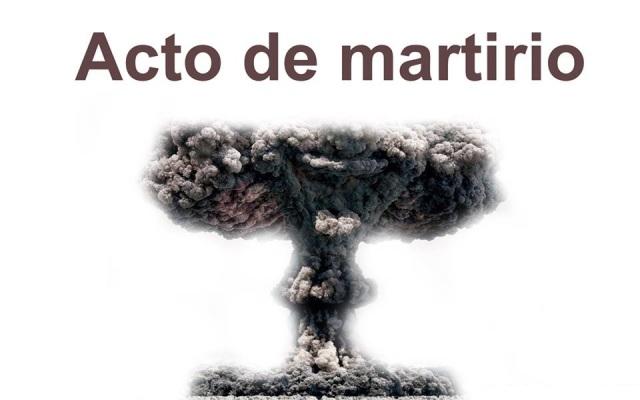 Actos de martirio 1