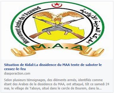 Actualidad Mali Face 24-04-14