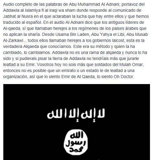 ISIS responde a Zawahiri 11-05-14 - copia