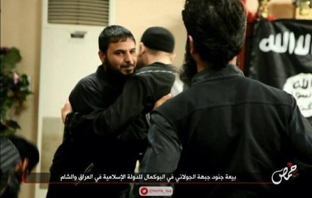 Comandante JaN jura lealtad ISIS