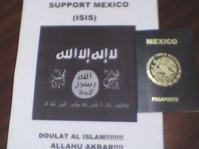 Support ISIS Mexico 27-05-14
