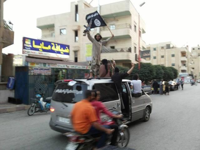 ISIS celebración Califato 3