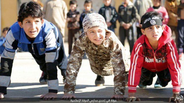 Alumnos escuelas islamicas 24-11-15