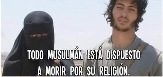 Matrimonio yihadista 3