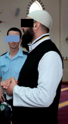 MMA clérigo Francia