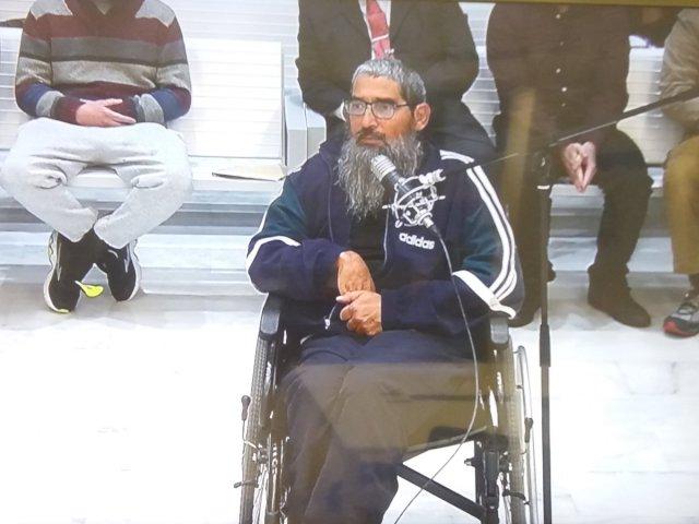 Mustafa Maya juicio 11-12-17